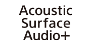 โลโก้ Acoustic Surface+