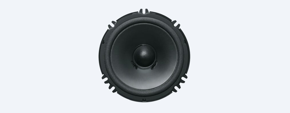 "Images of 16cm (6"" 1/2) 2-Way Component Speaker"