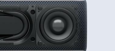 ภาพของ ลำโพง BLUETOOTH® แบบพกพา EXTRA BASS™ XB21