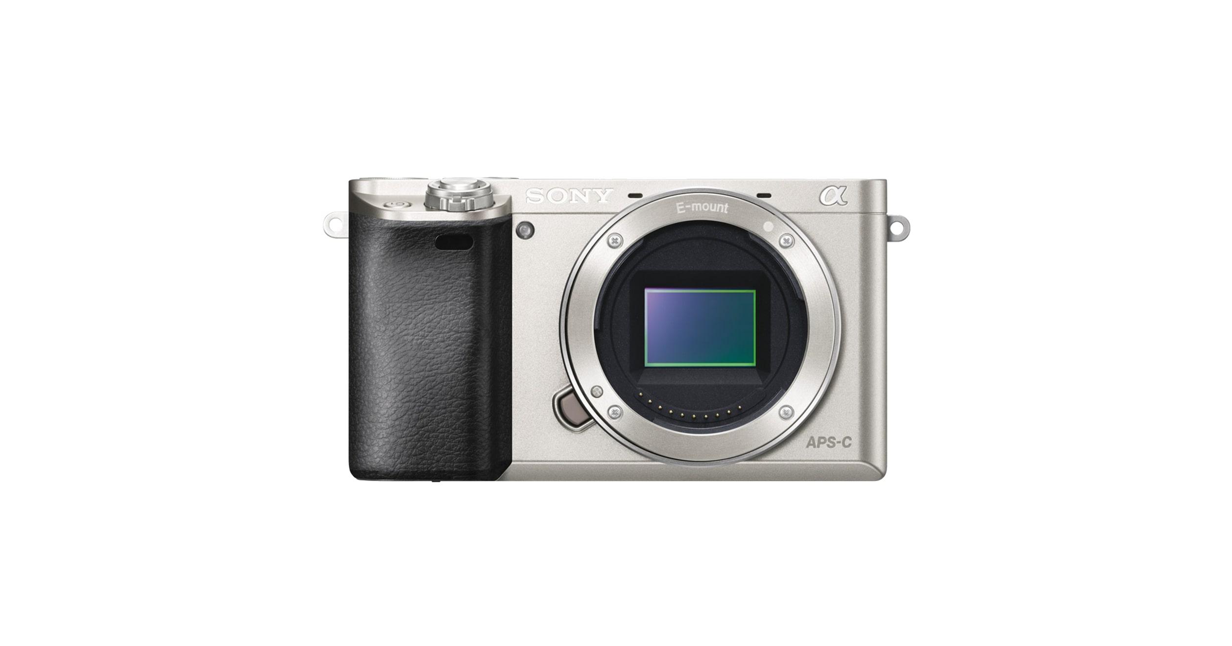 Hybrid Camera Interchangeable Lens A6000 Sony Th Fe 24 105mm F 4 G Oss Lensa Kamera Black