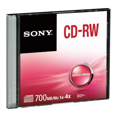 Picture of CD-RW Slim Case