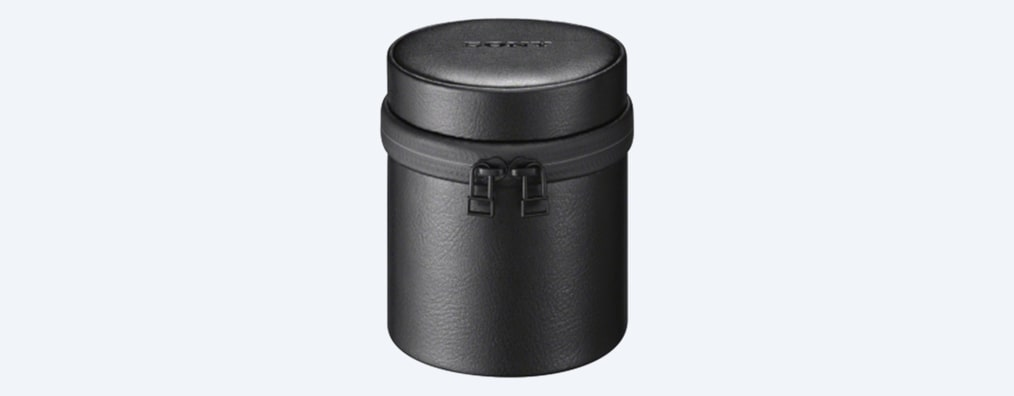 Images of Soft Carrying Case (lens case long size)