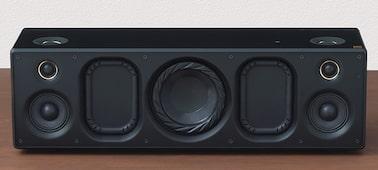 ภาพของ ลำโพง BLUETOOTH®/Wi-Fi ไร้สายแบบพกพา