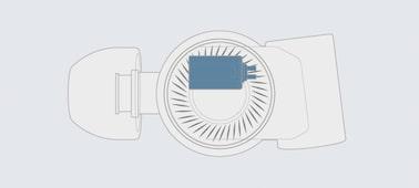 ภาพของ หูฟังอินเอียร์ XBA-Z5