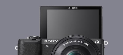 ภาพของ กล้อง E-mount α5100 พร้อมเซนเซอร์ APS-C