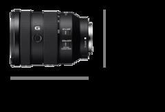 Picture of FE 24-105mm F4 G OSS Lens