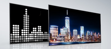 Full Array LED และ X-tended Dynamic Range PRO