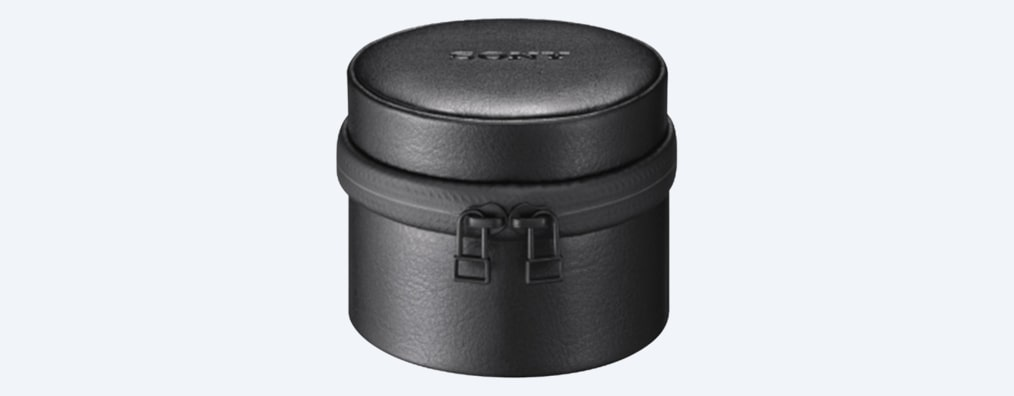 Images of Soft Carrying Case (lens case )