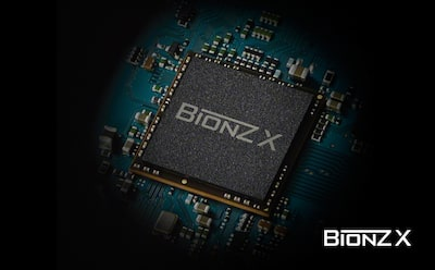 Image of the Bionz X image processing engine