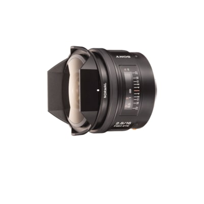 Picture of 16mm F2.8 Fisheye