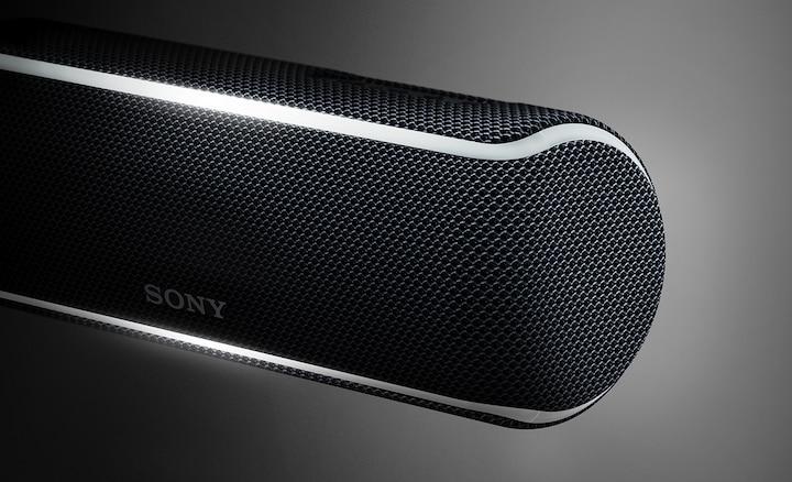 SRSXB21 Black Sony SRS-XB21//B Portable Wireless Bluetooth Speaker
