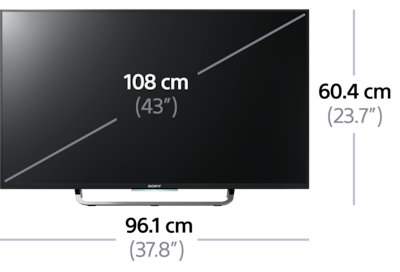 Picture of X83C 4K Ultra HD with Android TV