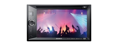 "Images of 15.7cm (6.2"") LCD DVD Receiver"