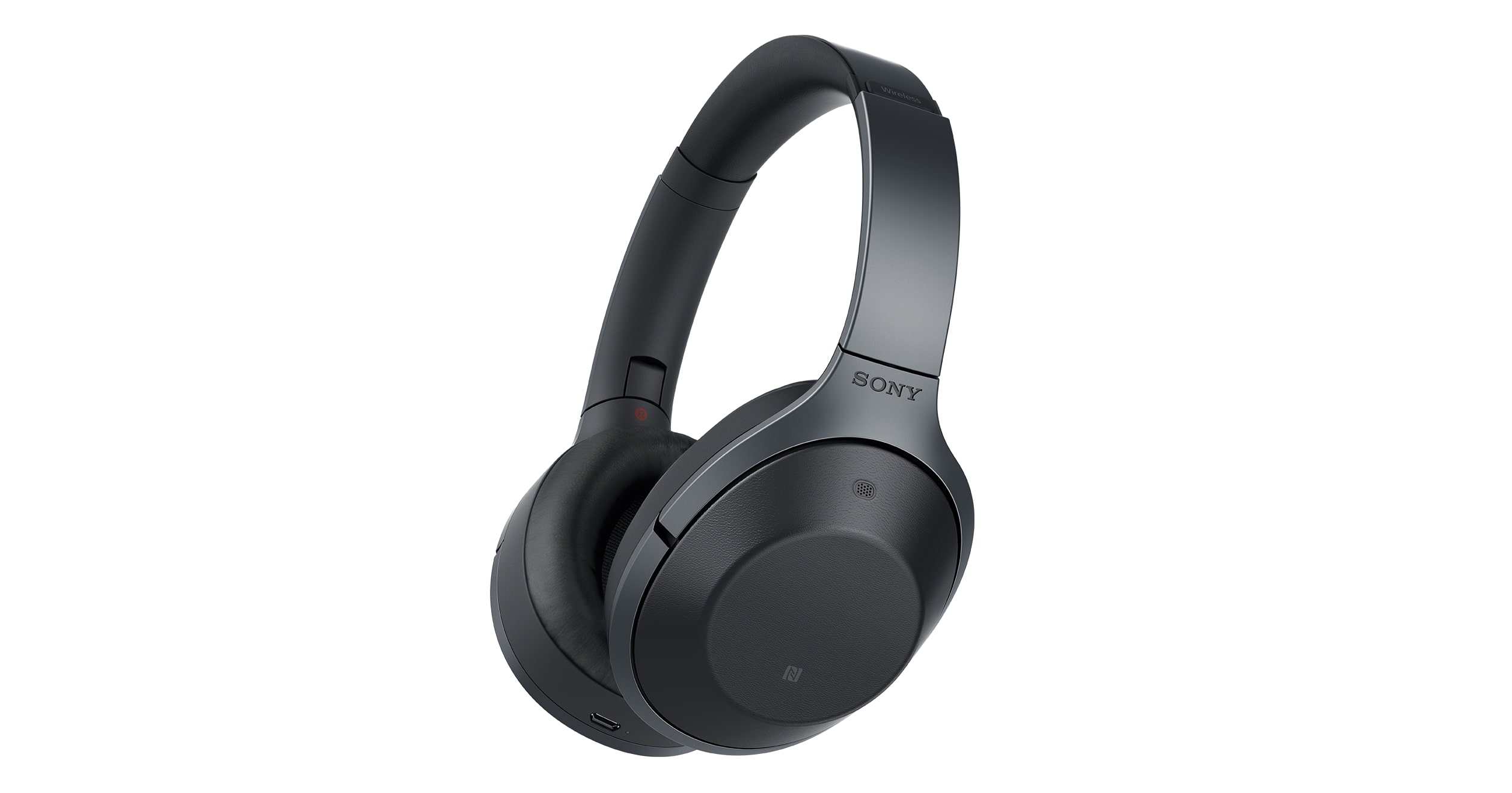 6063f5519b6 Bluetooth Over-Ear Noise Cancelling Headphones| MDR-1000X | Sony TH