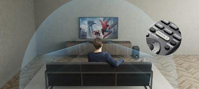 ภาพของ Soundbar 3.1ch Dolby Atmos® / DTS:X™ พร้อมเทคโนโลยี Bluetooth®   HT-Z9F
