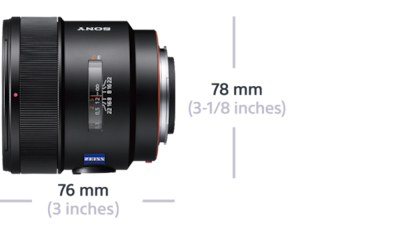 Picture of Distagon T* 24mm F2 ZA SSM