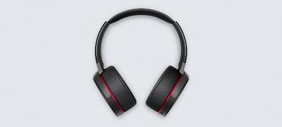 ภาพของ หูฟังไร้สาย EXTRA BASS™ MDR-XB950B1