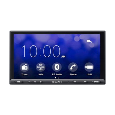 "Picture of 17.6cm (6.95"") Media Receiver with BLUETOOTH®"