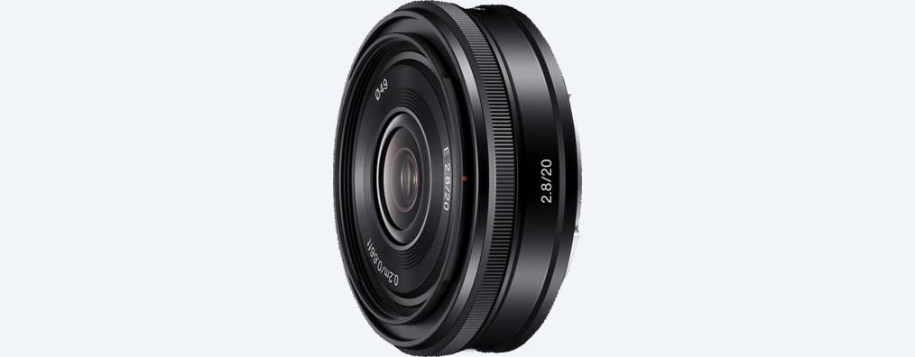 E 20mm F2.8 | SEL20F28 | Sony TH