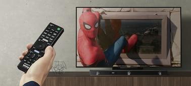ภาพของ Soundbar 3.1ch Dolby Atmos® / DTS:X™ พร้อมเทคโนโลยี Bluetooth® | HT-Z9F
