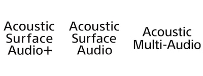 โลโก้ Acoustic Surface Audio