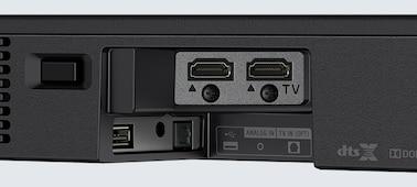 ภาพของ Soundbar 2.1ch Dolby Atmos® / DTS:X™ พร้อมเทคโนโลยี Bluetooth®   HT-X9000F