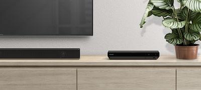 ภาพของ เครื่องเล่น Blu-ray™ 4K Ultra HD   UBP-X700 พร้อมเสียงความละเอียดสูง