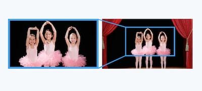 ภาพของ Handycam® 4K AXP55 พร้อมโปรเจคเตอร์ในตัว