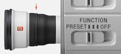 ภาพของ FE 400 มม. F2.8 GM OSS