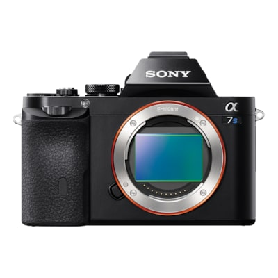 Picture of α7S E-mount Camera with Full-Frame Sensor