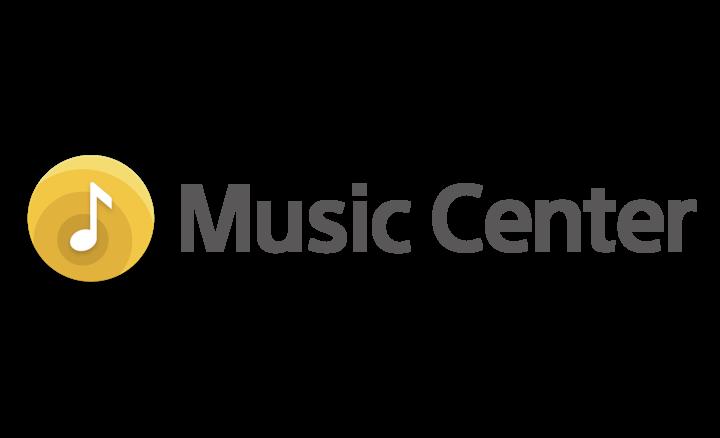 โลโก้ Sony Music Center