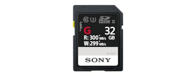 Images of SF-G  Series UHS-II SD Memory Card