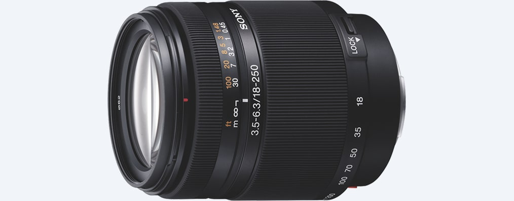 Images of DT 18–250mm F3.5–6.3