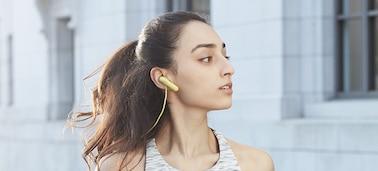 ภาพของ หูฟังอินเอียร์สปอร์ต WI-SP500