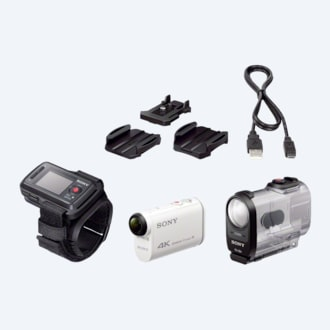 Picture of X1000VR  4K Action Cam with Wi-Fi & GPS