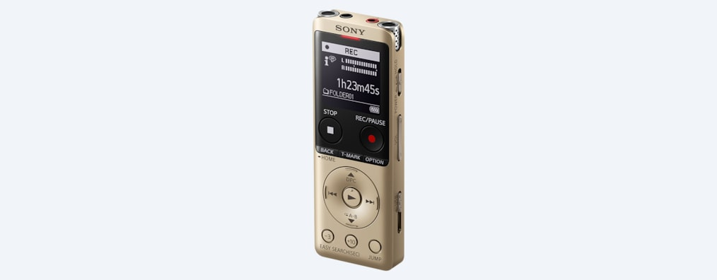 Images of UX570 Digital Voice Recorder UX Series